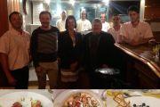 """Pizzaria Papa Manuel 1 no Roteiro Gastronómico - """"Ao encontro dos Sabores Italianos"""""""