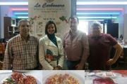 "Pizzaria La Carbonara Infante no Roteiro Gastronómico - ""Ao encontro dos Sabores Italianos"""