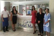 Prémio Segurança e Saúde no Trabalho - Hotel Madeira