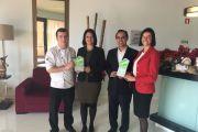 Entrega do Prémio Prata de HACCP e Boas Práticas Ambientais - The Lince Madeira