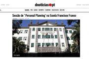 Sessão de Personal Planning - ESFF