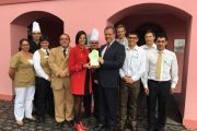 Entrega do Prémio Ouro de Higiene e Segurança Alimentar - Hotel Quinta da Serra