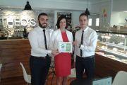 Prémio de Segurança e Saúde no Trabalho - Theo's Bazar Café