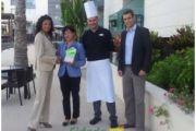 """O Golden Residence"" recebe prémio Controlo de Higiene e Segurança Alimentar."