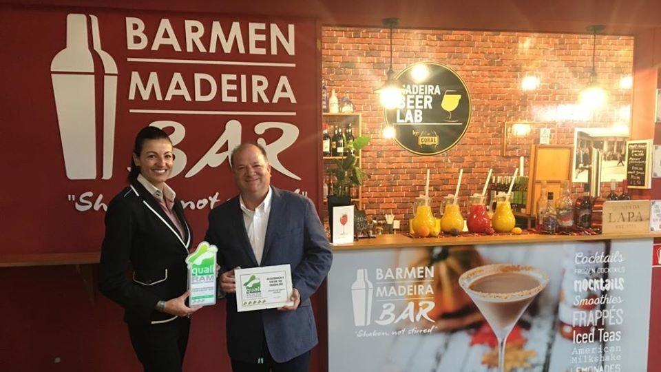 Barmen Madeira Bar