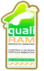 Placa de Ouro para Controlo sw Boas Práticas Ambientais