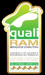 Placa de Ouro para o Controlo da Higiene e Segurança no Trabalho